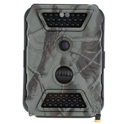 Trail Game Camera, 12Mp 1080P Scouting Hunting Camera S680 2.0 Inch Lcd 940Nm Digital Infrared Night-Vision Sensor Trail Camera