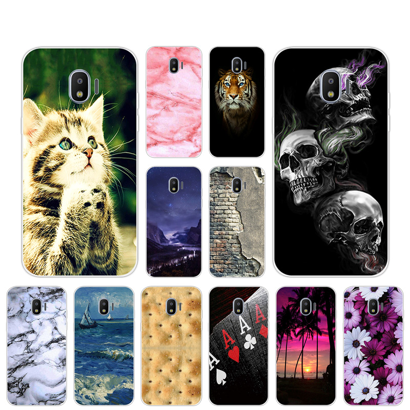 Transparent Slim Soft Silicone Phone Case For <font><b>Samsung</b></font> <font><b>Galaxy</b></font> A10 A50 A30 Grand Prime <font><b>J2</b></font> Prime Core Pro <font><b>2018</b></font> <font><b>SM</b></font>-<font><b>J250F</b></font> TPU Coque image