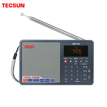 Free Shipping TECSUN ICR-110 FM/AM TF Card MP3 Player Recorder Radio ICR110 (upgrade version of ICR-100)