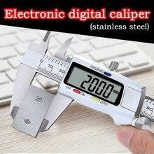 цена на Electronic Digital Caliper 0-150MM Waterproof IP54 Caliper Micrometer Guage Stainless Steel Vernier Caliper Measuring Tool