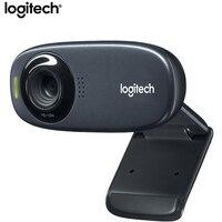 Logitech C310 HD 720P Webcam Mit 5MP Fotos Gebaut-In MIC Autofokus Web Kamera Webcast Kamera Gaming kamera Für PC Notebook