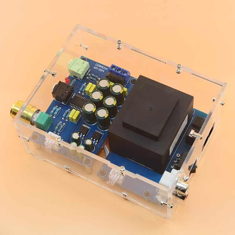TPA6120 carte amplificateur casque HIFI TPA6120A2 amateur casque ampli Amplificador zéro bruit bricolage nouveau