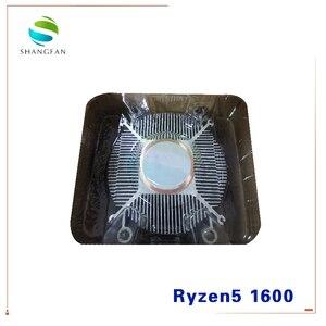 Image 5 - Nieuwe Amd Ryzen 5 1600 R5 1600 3.2 Ghz Zes Core Twaalf Draad 65W Cpu Processor YD1600BBM6IAE Socket AM4 Met Cooler Cooling Fan