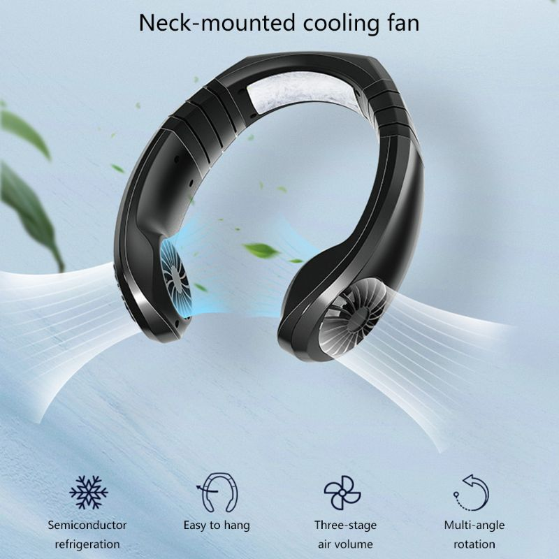Neck Mounted Cooling Fan