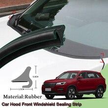 Sticker-Accessories Changan Cs75 Weatherstrip-Strips Car-Seal-Strip Spoiler Protect-Edge