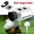 Цифровой 7x Карманный дальномер для гольфа электронный прицел ярдов расстояние Golfscope