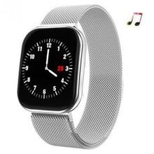 X16 Smart Watch Men for Apple Women Heart Rate Blood Pressure Sport Fitness Bracelet Bluetooth Band wristband