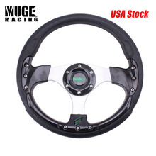 Steering-Wheel Racing Drift Universal Sport 14inch Aluminum STW018 35cm Automobile Car-Modified