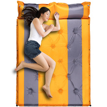 Sleeping-Pad Foam Self-Inflating Backpacking Camp for Thickened