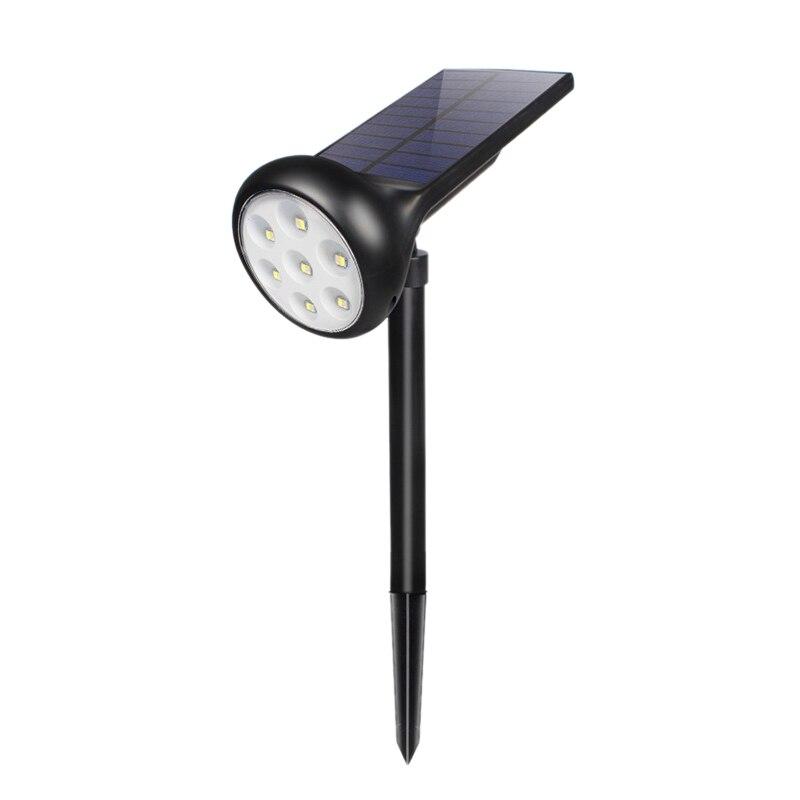 lâmpada solar à prova dwaterproof água ip55