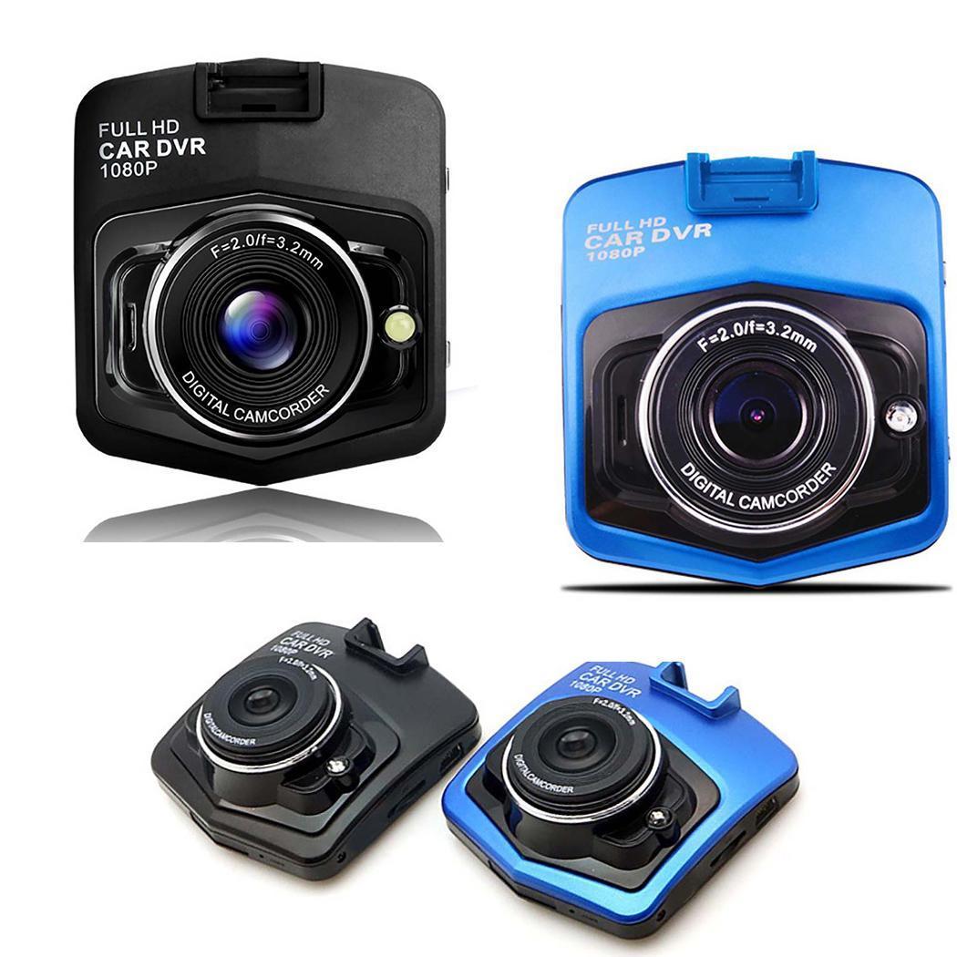 2019 Nova Original Mini Car Dashcam DVR SD Câmera 1080P Gravador Gravador De Vídeo G-sensor de Visão Noturna Traço câmera