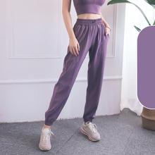 Новые спортивные штаны женские быстросохнущие для бега йоги