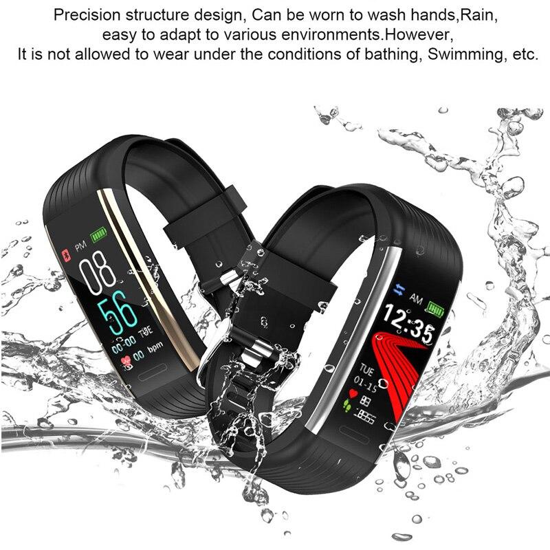 2020 Smart Wristband Fitness Bracelet Blood Pressure Measurement Smart Bracelet Heart Rate Waterproof Pedometer Smart Band 2020 Smart Wristband Fitness Bracelet Blood Pressure Measurement Smart Bracelet Heart Rate Waterproof Pedometer Smart Band Watch