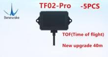 Светодиодный дальномер tof tf02 pro lidar 5 шт с одной точкой