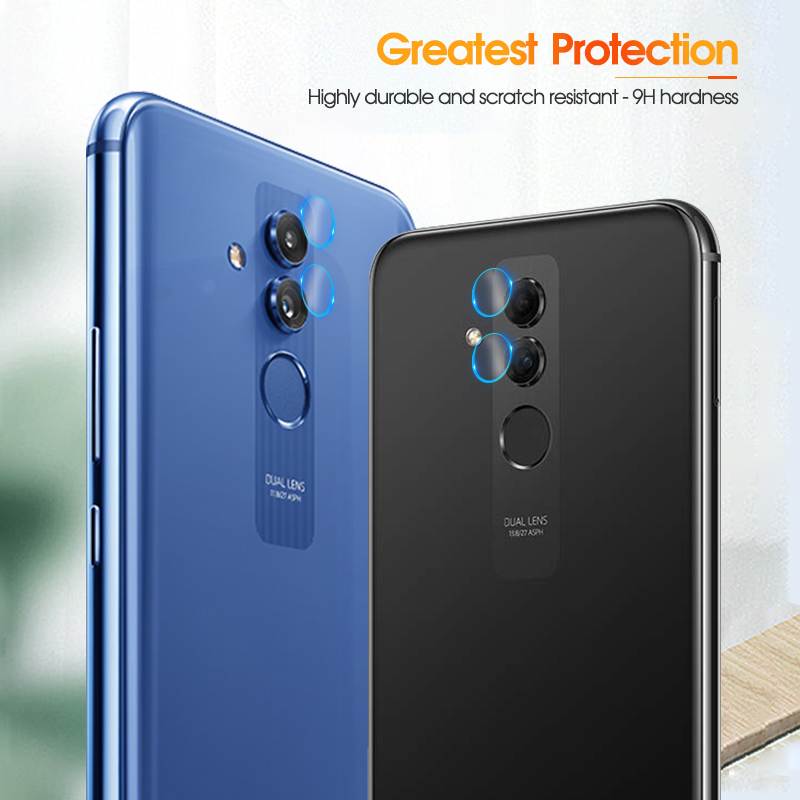 9D Camera Guard Film For Huawei Honor 10 20 Lite Pro HD Back Camera Lens Screen Protector For Huawei Mate 10 20 20X Lite Pro image