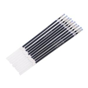 10 шт чернила исчезают невидимые медленно гелевые ручки заправка синяя Заправка для гелевой ручки