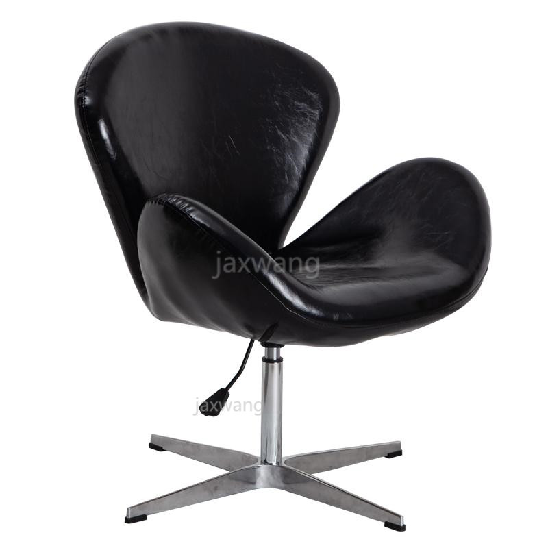 Swan Chairs Hotel Modern Design Sofa Relax Recliner Lounge Chair Living Room Chair Modern Design Bedroom Leisure Chair