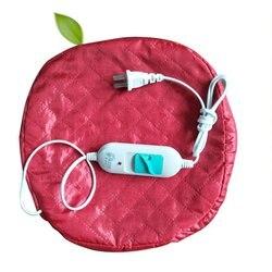 220V elektryczny kuracja termiczna włosów Beauty Steamer SPA odżywcza czepek do pielęgnacji włosów