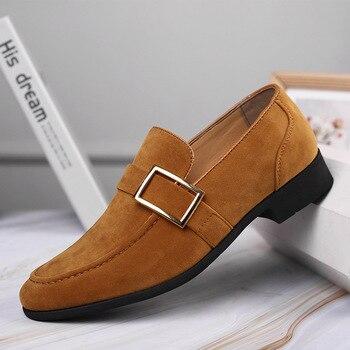 Flats Male Driving Shoes Men Casual Shoes Fashion Men Shoes Genuine Leather Men Loafers Moccasins Slip On Men size 38-48 genuine leather slip on men loafers dress flats shoes big size 46 luxury brand loafers shoes fashion casual men shoes 8820