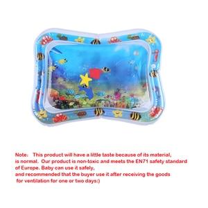 Image 5 - 夏インフレータブル水マットのための安全クッションアイスマット早期教育赤ちゃんのおもちゃ