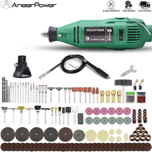 חשמלי מטחנות 180w מיני תרגיל Dremel סגנון חריטת עט חשמלי DIY רוטרי כלי מטחנות כוח ליטוש חריטה