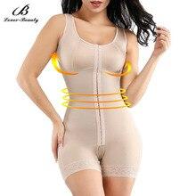 Lover Beauty Seamless Shapewear Full Body Shaper Modeling Belt Postpartum Recovery Waist Trainer Butt Lifter Slimming Underwear