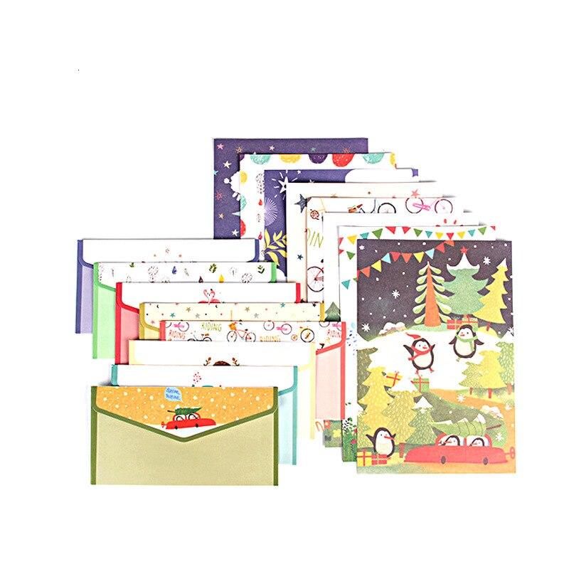 Stationery Letter Paper Envelope Suit Love Minimalism Literature Small Fresh Romantic Love Letter Paper Envelope