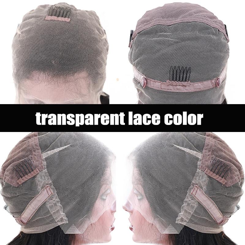 Beauty Transparent Human Hair