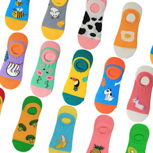 1 pair men socks cotton funny crew socks cartoon animal happy fruit dog women socks novelty gift socks for spring autumn women s autumn winter casual cotton crew socks fruit cartoon food watermelon banana breathable socks funny happy cute tide socks