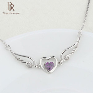 Begua Ringen 925 Sterling Silver Necklac