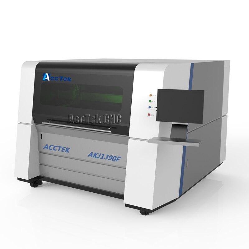 Factory Price Small 1390 Metal Fiber Laser Cutting Machine 500W Raycus Generator