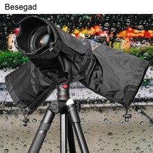 เบ็ดเตล็ดเบรคกิ้งกันน้ำกันน้ำกล้องกันฝน Rainshade Protector กรณีสำหรับกล้อง DSLR Canon Nikon SONY Pentax