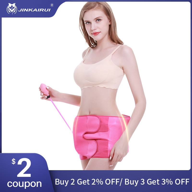 Jinkairui Surrounded By-pressure Pneumatic Pelvic Correction Postpartum Body Aliasing Hip Big Recovery Big Ass Correction Belt