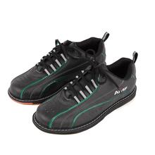 Bowling-Shoes Breathable Men Sole-Sneakers Soft-Fiber Non-Slip Professional Super-Comfortable