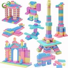 95/144/288 шт Новые макароны различные строительные блоки детский интеллект Diy игрушки детский сад игрушки с буквами и цифрами LXX