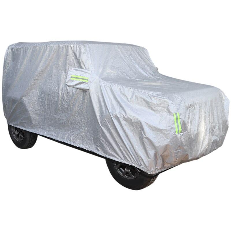 capa do carro ao ar livre a prova de chuva poeira sol uv protecao capa para