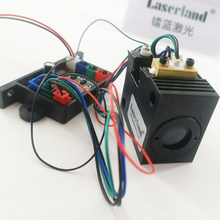 RGB White Combined Laser Module Fat Beam 15mm for stage lighting 500mW