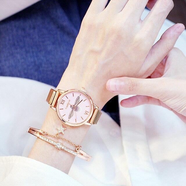 BEE Luxury Women Watch Fashion  4