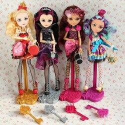 Bonecas de princesa, brinquedos de meninas, presentes de aniversário 12 bonecas comuns