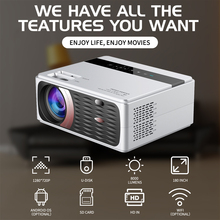 UNIC 8000 Lumens Android Proyector CP600 55W Full HD 1080P Projector Cinema Proyector LED Projector Home Theater Movie Beamer