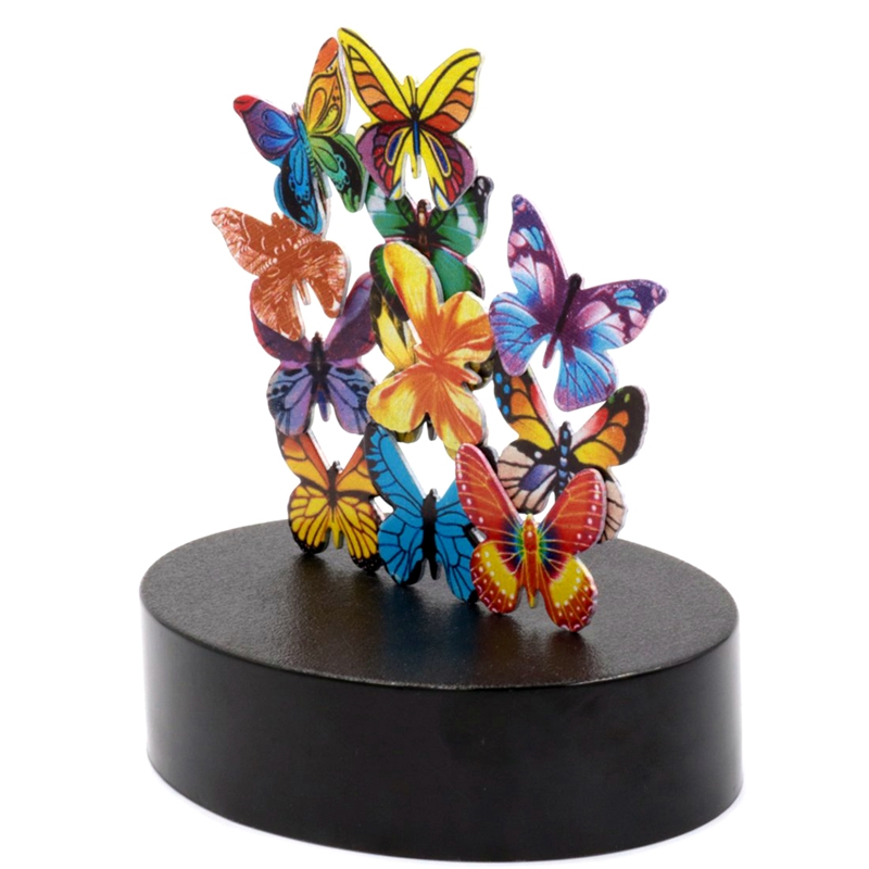 Magnetic Sculpture Desk Toy Coffee Table Piece As Office Gift