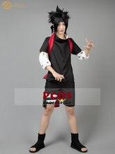 Профессиональный костюм для косплея chunin отборная команда