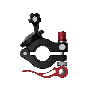 Image 5 - จักรยานจักรยาน Universal Handlebar Clamp Bracket ขาตั้งกล้องสำหรับ GoPro 8 7 6 DJI OSMO กระเป๋า OSMO กล้อง