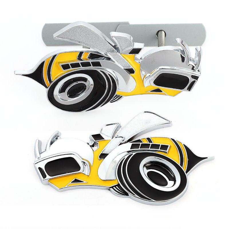 Автомобильная наклейка эмблема значок передняя решетка капота для Dodge 6.4L Caravan Challenger Caliber Charger Durango Ram Bumblebee Super Bee