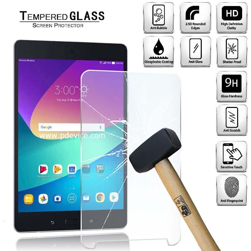Планшет закаленное стекло Экран Защитная крышка для Asus ZenPad Z8 ZT582KL планшет HD защита глаз Взрывозащищенная закаленная защитная пленка