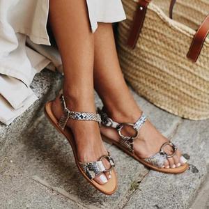 2020 Summer Fashion Woman Shoe