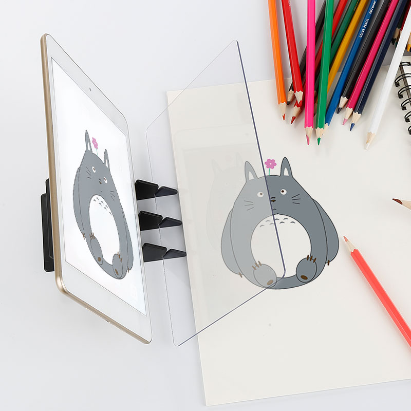 New Painting Artifact Projection Optical Picture Book Anime Sketch Hand Account Zero Basis Painting Projection Drawing Board