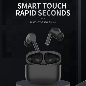 Newest Mini Pro TWS Wireless Earphones Blutooth Headphones 5.0 Stereo Earbuds Headset PK i12 i90000 tws For Mobile Phone image