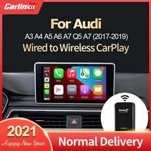 Carlinkit 20 Беспроводной адаптер carplay для audi a3 a4 a5