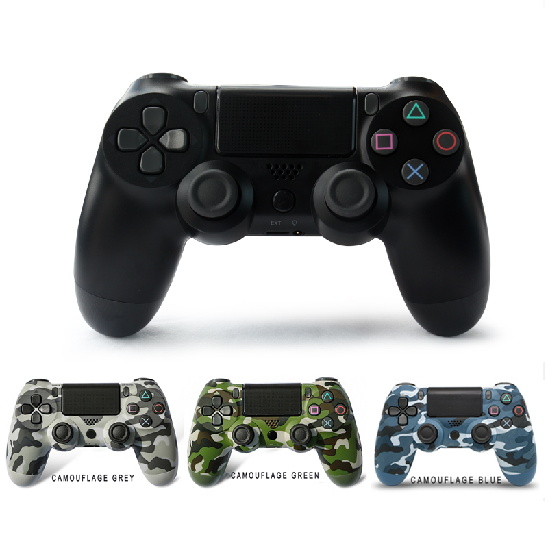 2020 Wireless Joystick for PS4 Controller Bluetooth Gamepad for Playstation4 Dualshock 4 For PS4 PS3